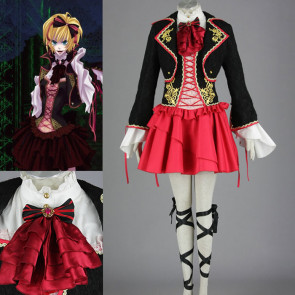Vocaloid Family 2 Sandplay Kagamine Rin Cosplay Costume