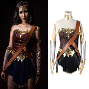 Wonder Woman Cosplay Costume Diana Cosplay Costume