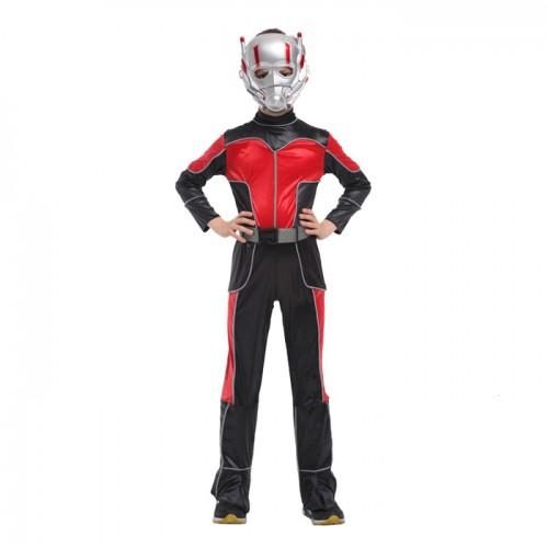 Ant-Man Cosplay Costume Children