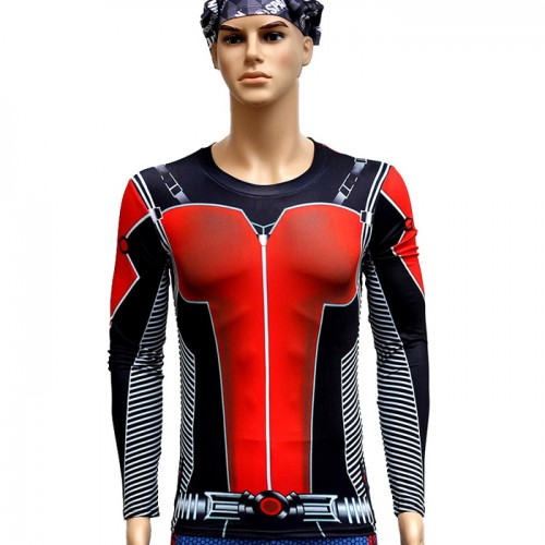 Ant-Man Cosplay Costume T-shir