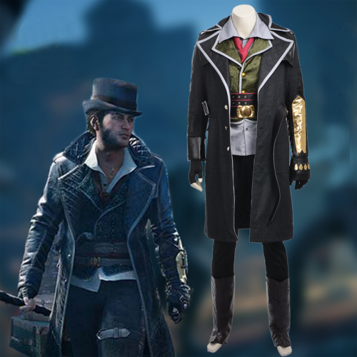 Assassin's Creed Unity Syndicate Ezio Auditore Da Firenze Cosplay