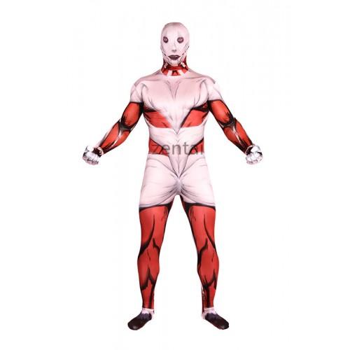 Attack on Titan Annie Leonheart Full Body Lycra Zentai Suit
