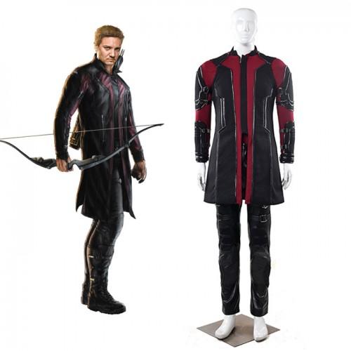 Avengers Age of Ultron Cosplay Costume Hawkeye Costume