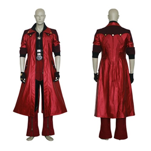 Dante Outfit Costume