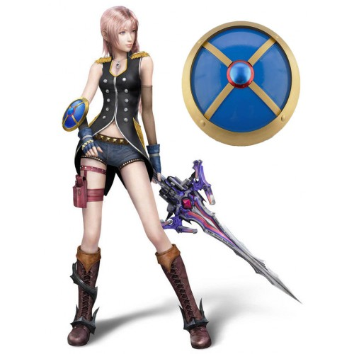 Final Fantasy XIII Serah Farron Shield