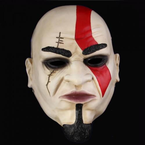 Game God of War Kratos Cosplay Mask