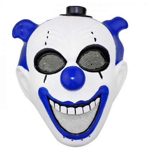 GRP Mask CS Protective Mask Clown Mask Glass Fiber Reinforced Plastics Mask