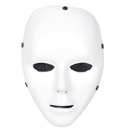 GRP Mask Dance MelbourneShuffle Cosplay Mask CS Mask Glass Fiber Reinforced Plastics Mask