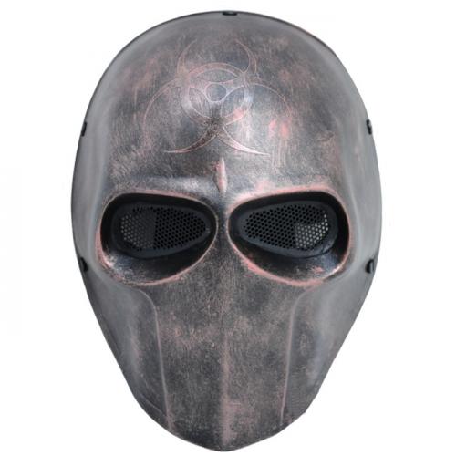 GRP Mask Game Resident Evil Cosplay Mask CS Player Mask Glass Fiber Reinforced Plastics Mask