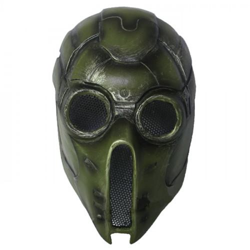 GRP Mask Game Resident Evil Cosplay Mask Demon Horror Mask Glass Fiber Reinforced Plastics Mask