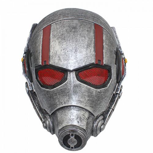 GRP Mask Movie Ant-Man Helmet Adult Cosplay Mask Glass Fiber Reinforced Plastics Mask