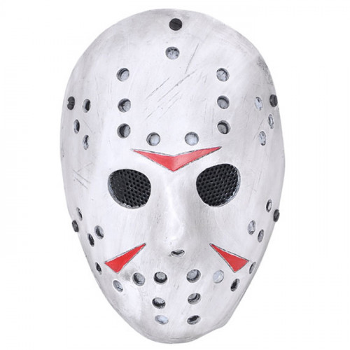GRP Mask Movie Freddy Vs. Jason Cosplay Mask Jason Mask Glass Fiber Reinforced Plastics Mask