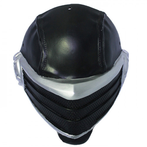 GRP Mask Movie G.I. Joe:The Rise of Cobra Cosplay Mask Snake Eyes Mask Glass Fiber Reinforced Plastics Mask