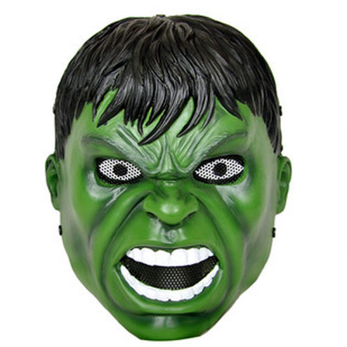 GRP Mask Movie Hulk Cosplay Mask Hulk Mask Glass Fiber Reinforced Plastics Mask