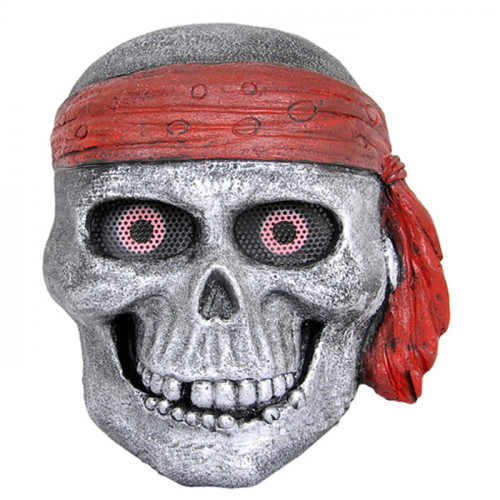 GRP Mask Movie Pirate Master Cosplay Mask Pirate Master Mask Glass Fiber Reinforced Plastics Mask