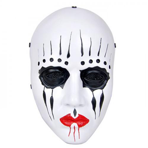 GRP Mask Movie Slipknot Horror Mask Joey Jordison The Drummer Cosplay Mask Glass Fiber Reinforced Plastics Mask