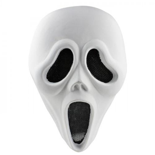 GRP Mask Movie Spectre Cosplay Mask Spectre Horror Mask Glass Fiber Reinforced Plastics Mask