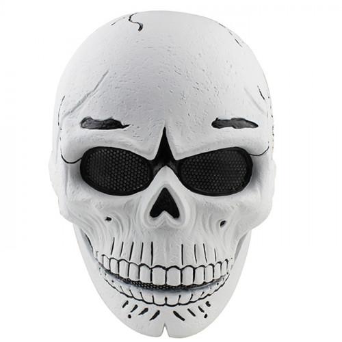 GRP Mask Movie Spectre Cosplay Mask Spectre Skull Head Horror Mask Glass Fiber Reinforced Plastics Mask