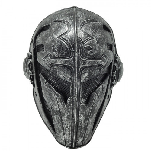 GRP Mask Movie Templar Order Mask Templar Order Cosplay Mask Glass Fiber Reinforced Plastics Mask