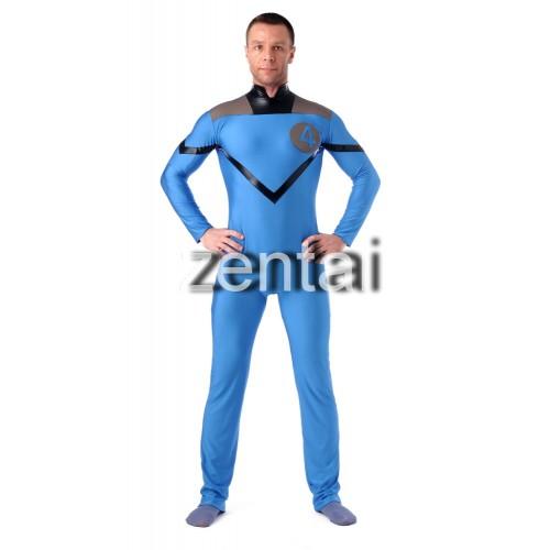 Fantastic Four Full Body Spandex Lycra Zentai Suit