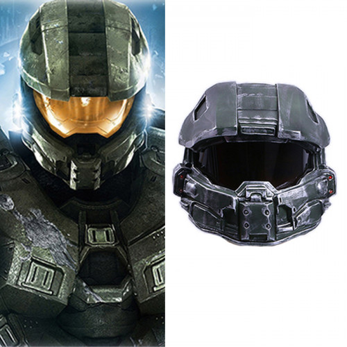 Game Halo Cosplay Mask Master Chief Mask