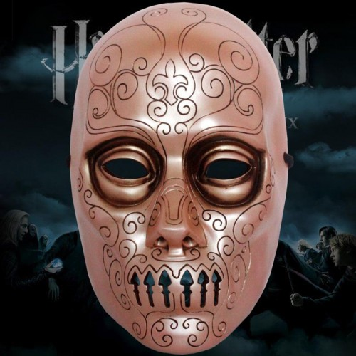 Harry Potter Movie Death Eater Mask