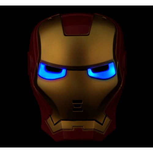 Iron Man LED Glowing Mask