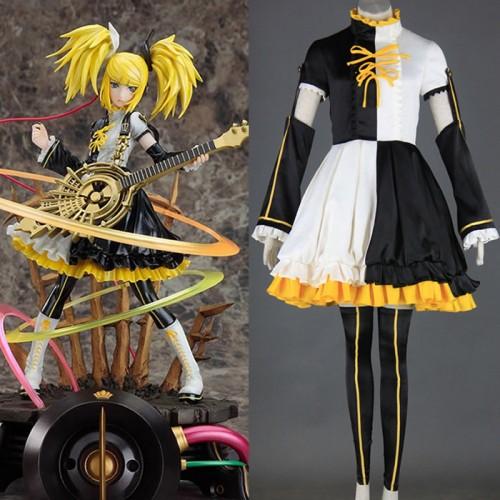 Kmac Vocaloid Meltdown Kagamine Rin Cosplay Costume