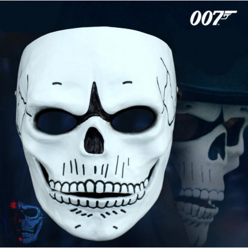 Movie 007 Spectre Skull Cosplay Mask