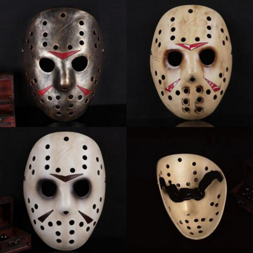 Movie Freddy Vs. Jason Mask Jason Cosplay Mask
