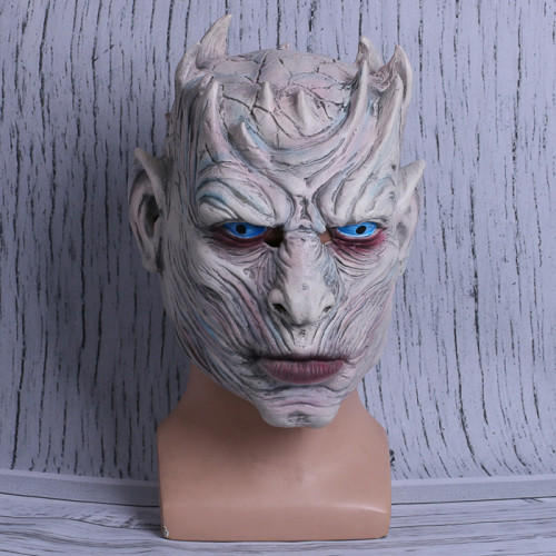 Game of Thrones Mask The White Walkers Cosplay Mask Halloween Mask
