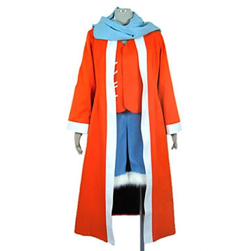 One Piece Monkey D. Luffy Cosplay Costume 2