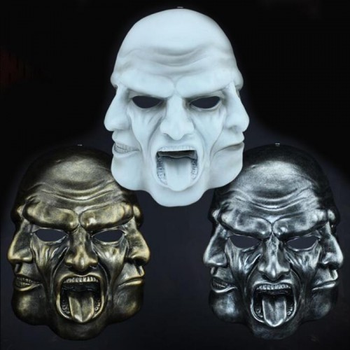 Payday 2 Horror Mask Greek Tragedy Cosplay Mask