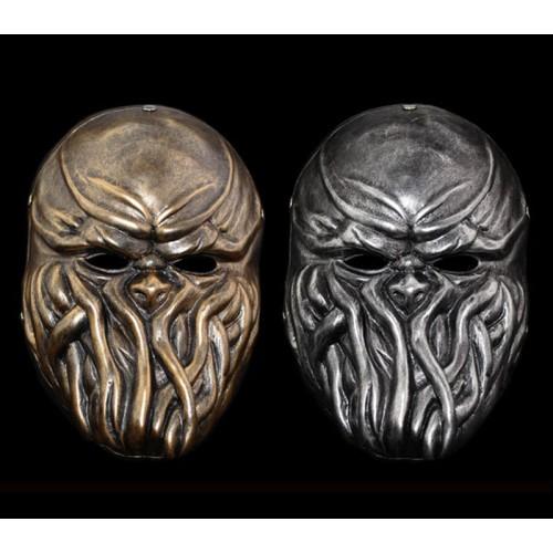 Payday 2 Cthulhu Horror Mask Octopus Cosplay Mask