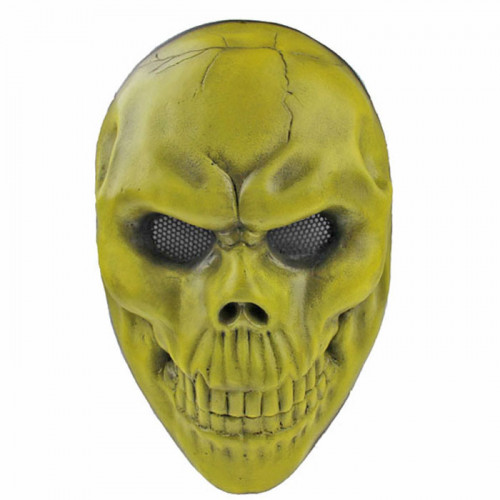 Payday 2 Horror Mask Skull Cosplay Mask Glass Fiber Reinforced Plastics Mask
