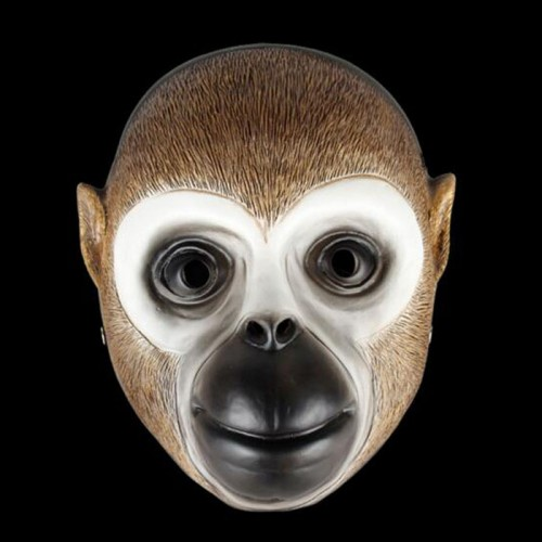 Payday 2 Mask Monkey Cosplay Mask