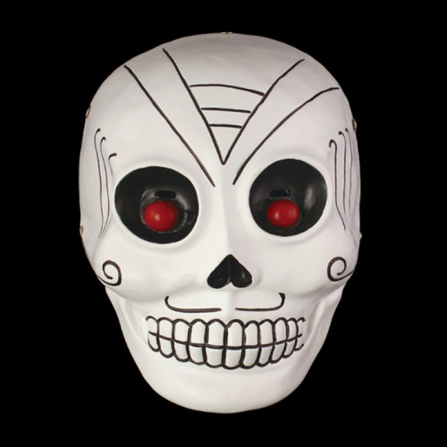 Payday 2 Skull Clown Cosplay Mask