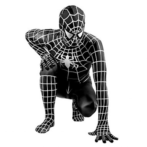 Pure Color Spiderman Lycra Zentai
