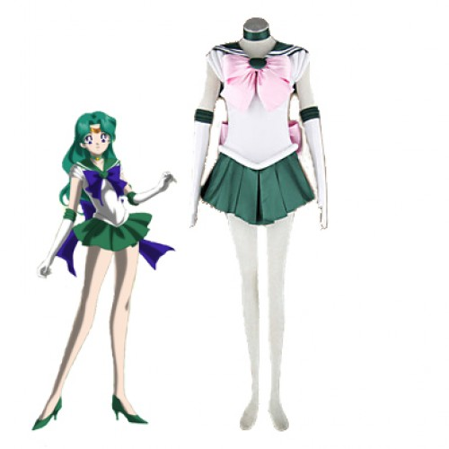 Sailor Moon Sailor Jupiter Cosplay Costume