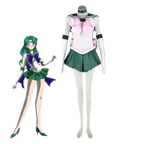 Sailor Moon Sailor Jupiter Cosplay Costume