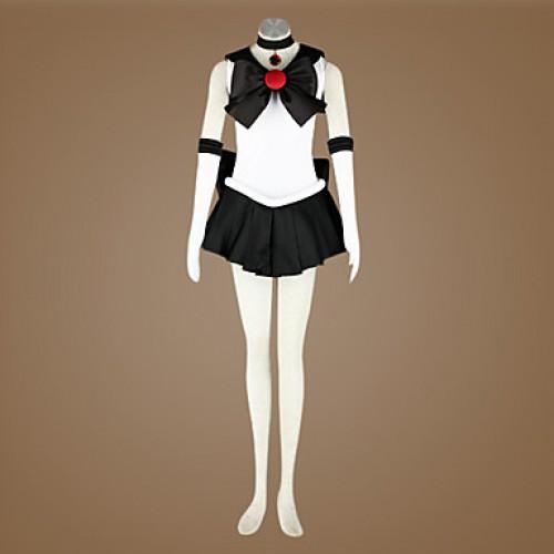 Sailor Moon Sailor Pluto Cosplay Costume