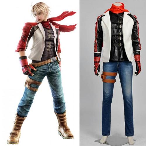 Tekken 6 Leo Kilsen Cosplay Costume