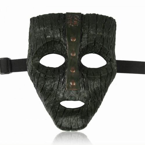 The Mask Movie Loki Resin Cosplay Mask