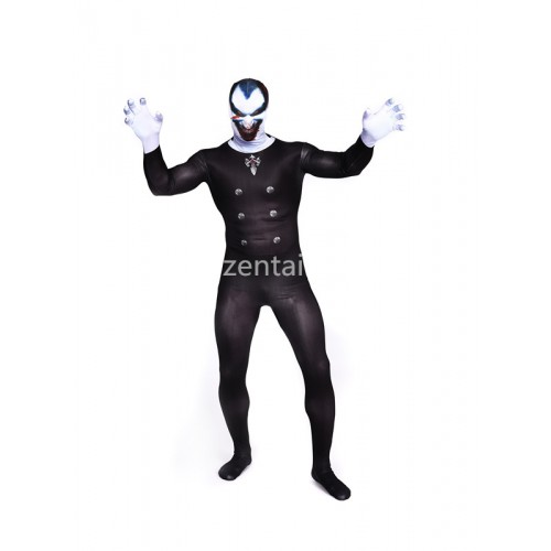 Vampire Full Body Spandex Lycra Cosplay Zentai Suit