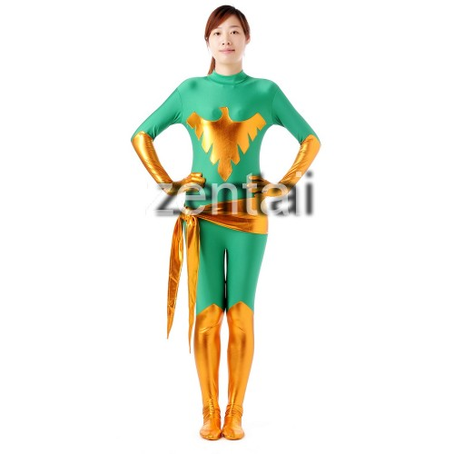 X-man Phoenix Marvel Girl Full Body Zentai Suit