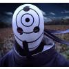 Anime Naruto Mask Uchiha Madara White Mask Resin Halloween Mask