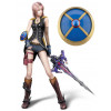Final Fantasy XIII Serah Farron Shield Weapon
