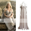 Movie Game of Thrones Cosplay Costume Daenerys Targaryen Costume
