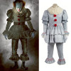 Movie It Cosplay Costume Pennywise Costume Halloween Costume