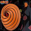 Naruto Masquerade Mask Uchiha Obito Cosplay Mask